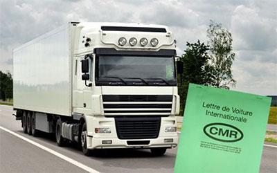 КОНВЕНЦИЯ за договора за международен автомобилен превоз на стоки (CMR)